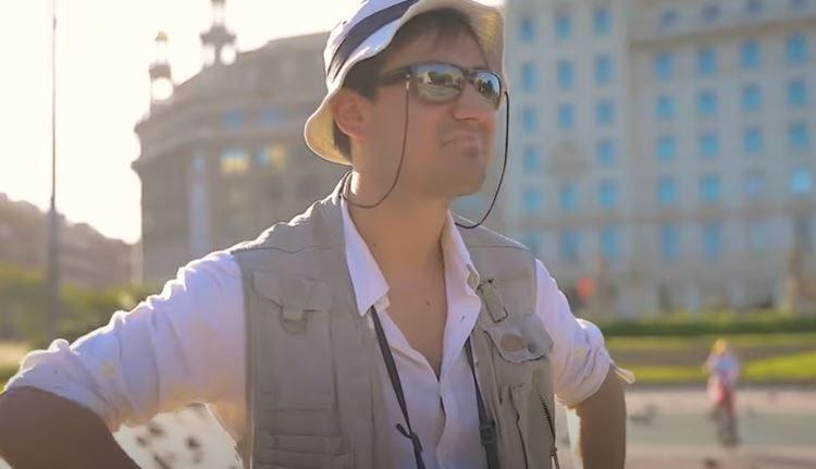 Lo Pau de Ponts presenta el videoclip de la seva primera cançó pròpia, 'Del poble a la capital'