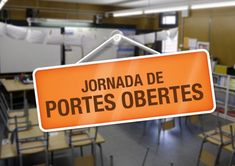 Les escoles i llars d'infants de Balaguer adapten les Jornades de Portes Obertes a formes virtuals