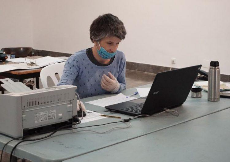 Els centres educatius comencen la preinscripció presencial amb cita prèvia i mesures de protecció per evitar contagis