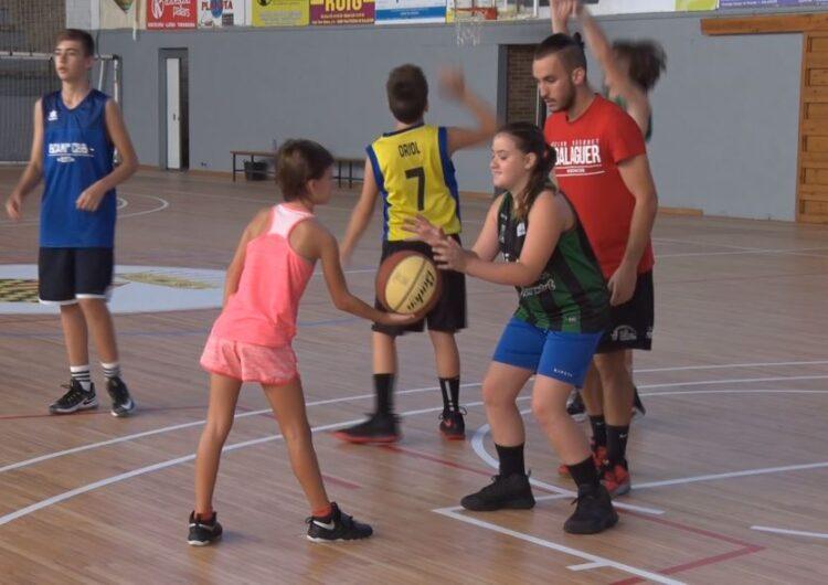El CB Balaguer organitza el seu campus d'estiu amb un nou format per torns