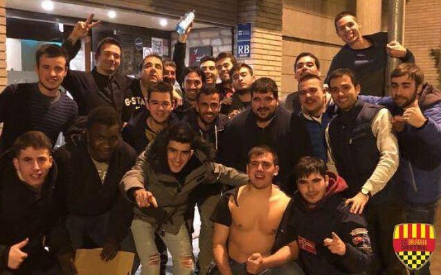 El primer equip de l'EFS Balaguer Comtat d'Urgell torna a ascendir a Divisió d'Honor Catalana