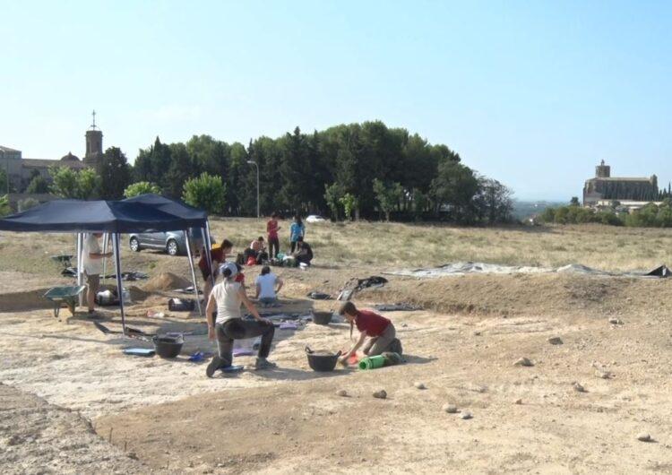 El Museu de la Noguera organitza visites guiades al Pla d'Almatà en el marc de les Jornades Europees d'Arqueologia