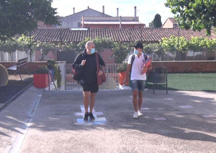 Reobren els centres educatius de Balaguer amb l'entrada a fase 2