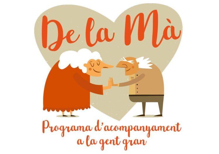La Paeria de Balaguer reprèn el programa d'acompanyament a la gent gran