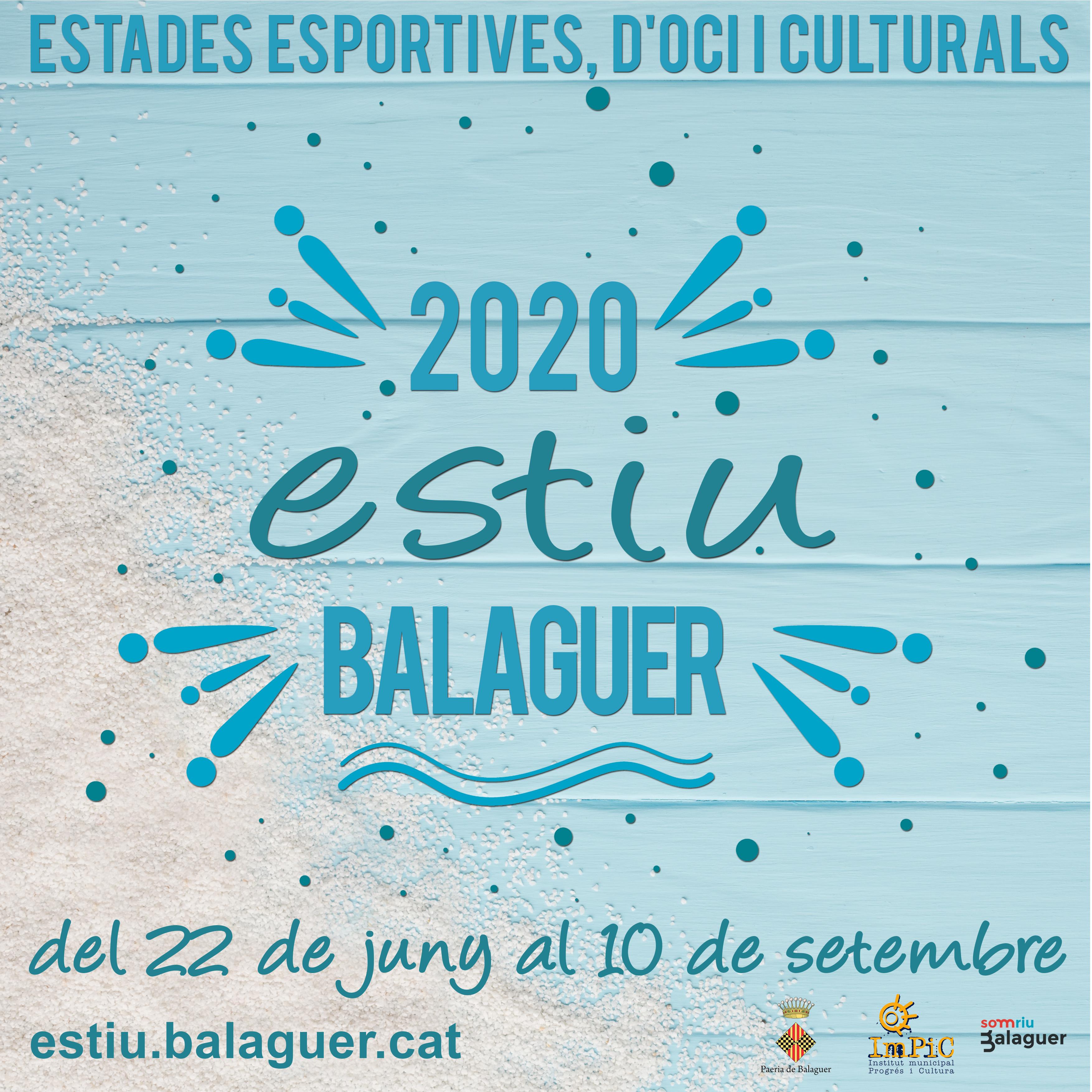 Balaguer prepara l'adaptació de les estades d'estiu a les noves mesures de seguretat i protocols