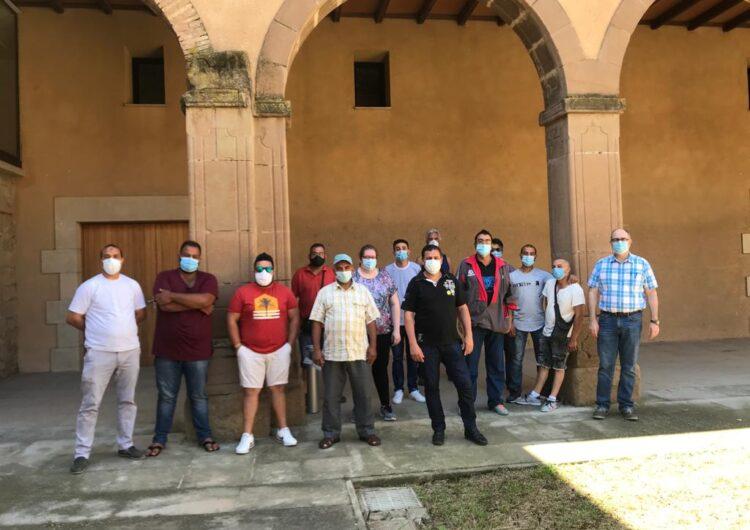 Finalitzen els primers contractes del Programa Treball i Formació 2019 del Consell Comarcal de la Noguera