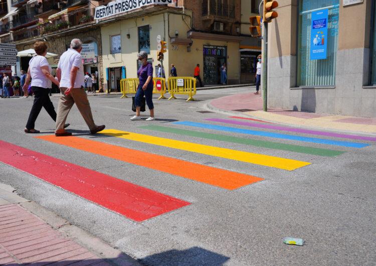 Balaguer se suma als actes en motiu del Dia Internacional de l'Orgull LGTBI