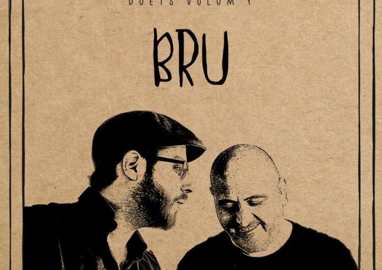 Els músics balaguerins Joan Blau i Xavier Monge publiquen el nou single 'Bru'