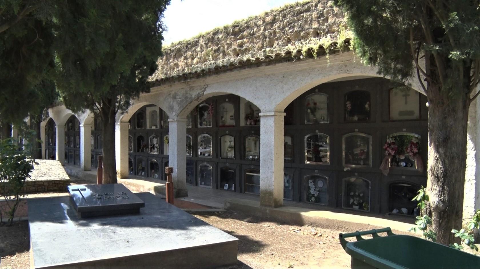 La Paeria de Balaguer millorarà una part de la coberta del cementiri vell
