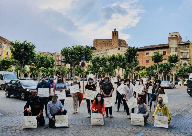 L'Associació de Comerciants del Centre Històric de Balaguer presenta una campanya per reactivar el comerç