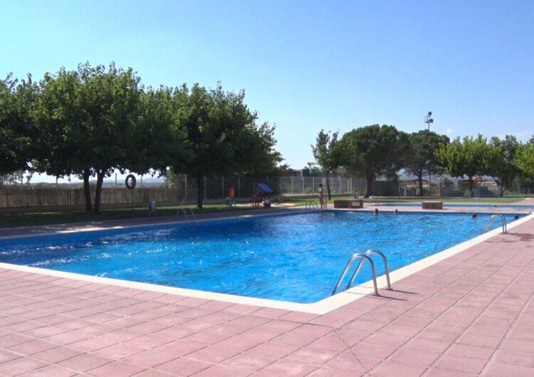 Carnets i el 50% de l'aforament a les piscines de la comarca de la Noguera