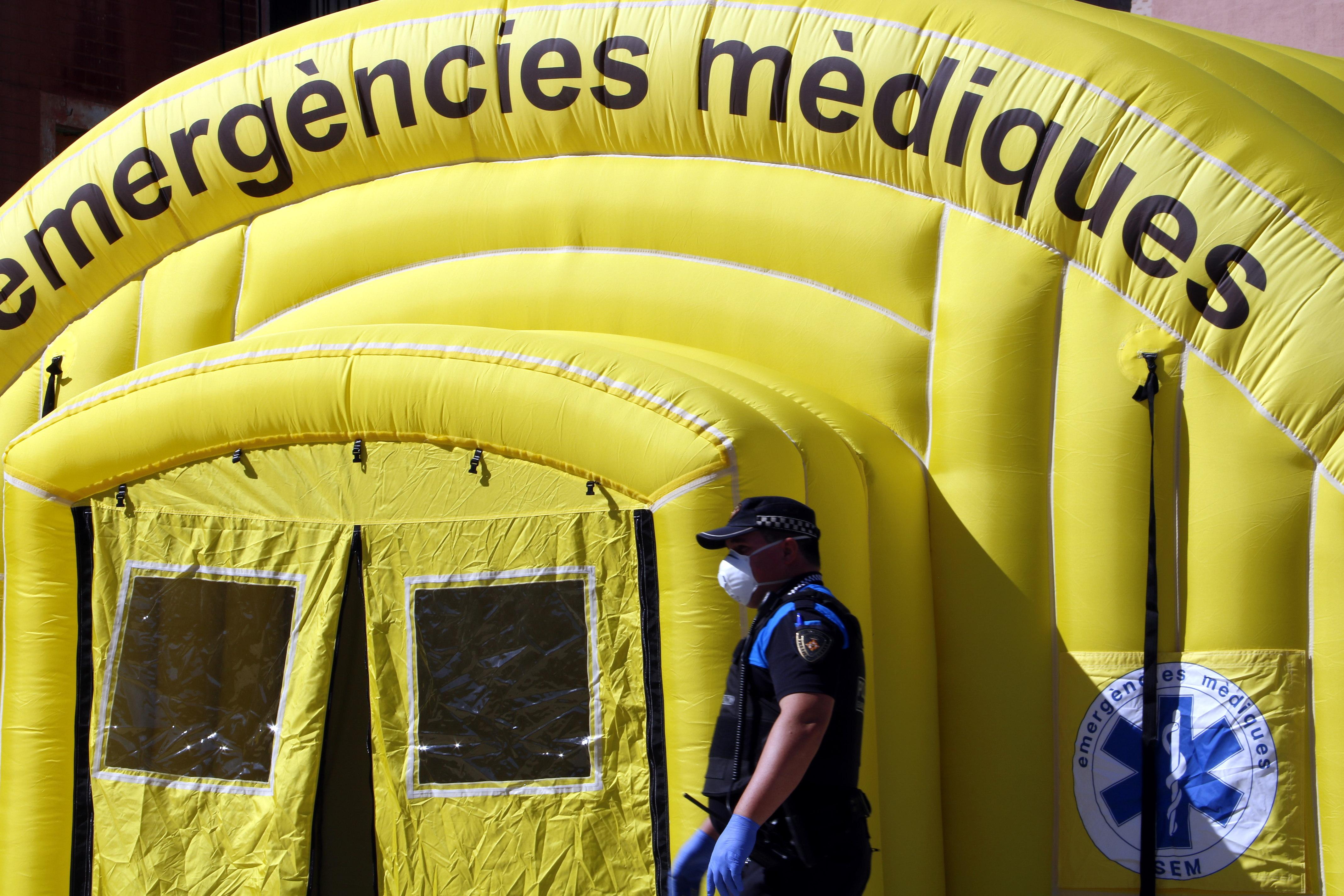 La Regió Sanitària de Lleida no registra cap contagi de coronavirus en el darrer balanç diari