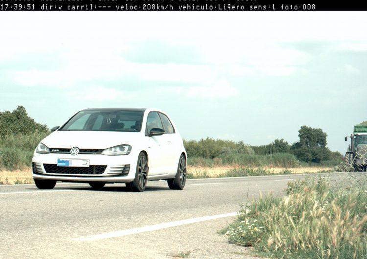 Enxampen un veí de Balaguer circulant a 208 km/h per la C-53, a Castellserà