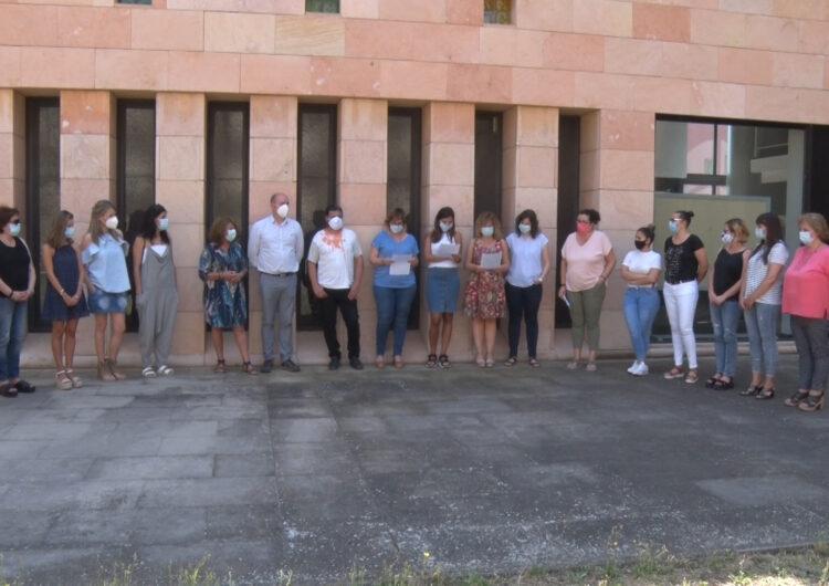 Lectura del manifest institucional pels drets del col·lectiu LGBTI al Consell Comarcal de la Noguera