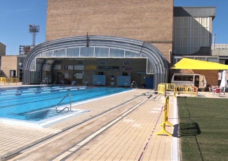 Balaguer ha obert aquest dilluns les piscines d'estiu