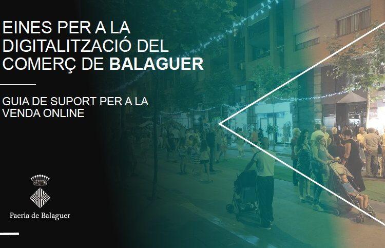 La Paeria de Balaguer impulsa una guia de digitalització i assessorament pel comerç local