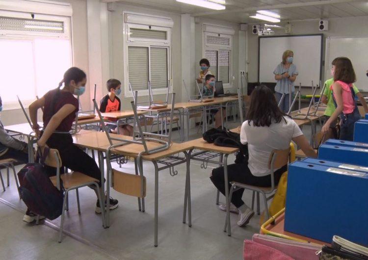 L'escola Mont-roig acomiada el curs presencialment