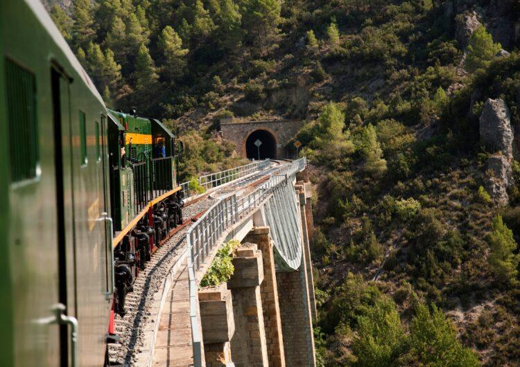El Tren dels Llacs inicia el servei el 4 de juliol amb 13 circulacions del tren històric i 2 del tren panoràmic