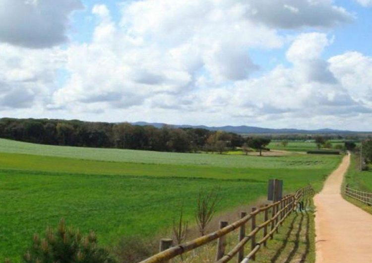 Balaguer formarà part de la futura Via verda de la Vall del Sió
