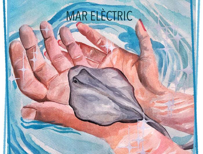 El cantautor Joan Blau i el guitarrista Luis Robisco publiquen el nou single 'Mar elèctric'