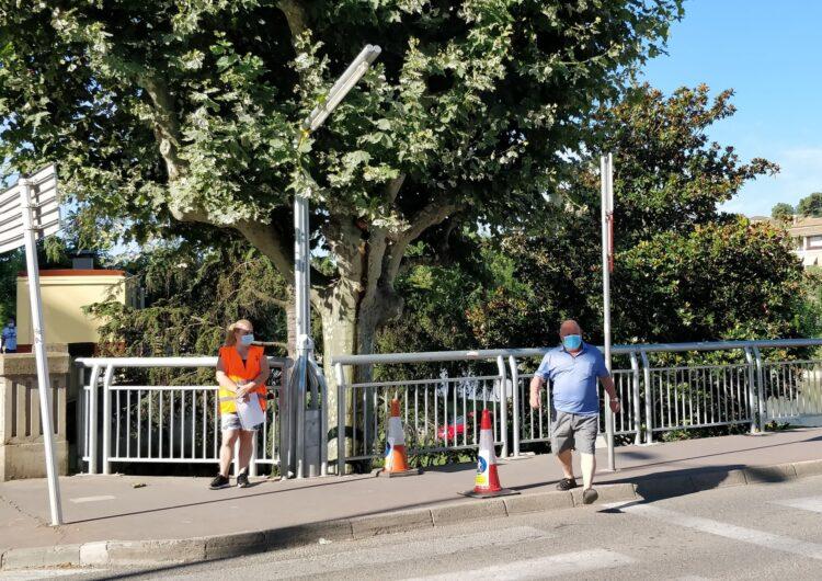 La Paeria insisteix en seguir les mesures de seguretat i desplega la Guàrdia Urbana i Agents Cívics