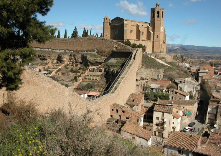 Balaguer triplica l'alfuència de turistes per Setmana Santa