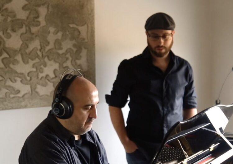 """El cantautor Joan Blau presenta """"Bru"""" amb la col·laboració de Xavier Monge"""