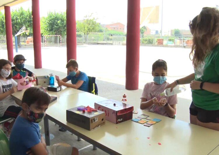 L'educació en el lleure s'adapta a les mesures de prevenció