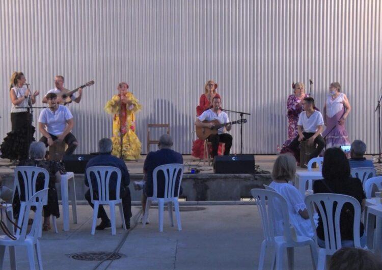 El coro rociero Aire Flamenco de Balaguer anima el dimarts de Música & Tapes