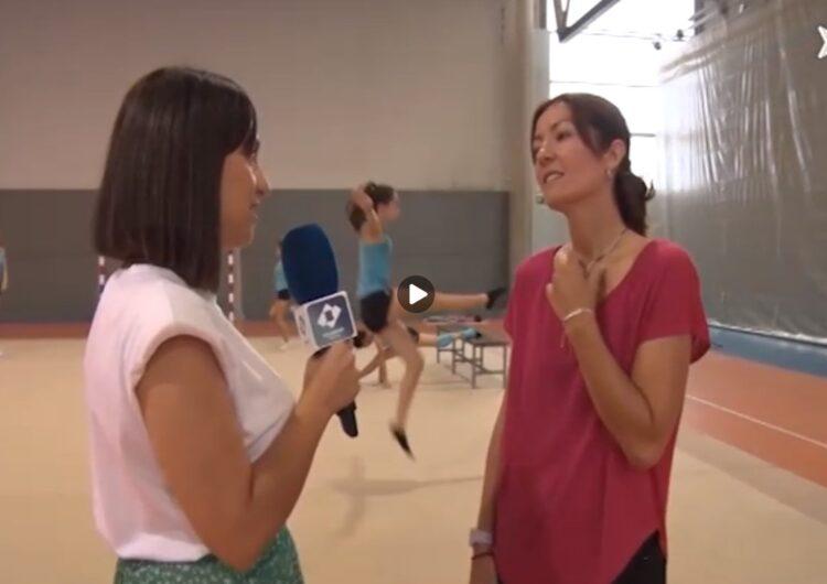 Connecti.cat: El Club Gimnàstica Rítmica Balaguer torna als entrenaments