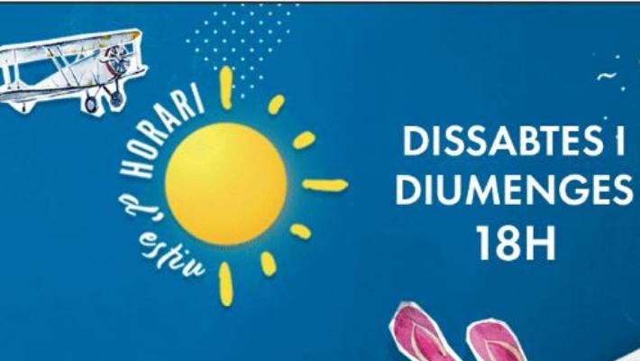 """DIRECTE: """"Horari d'estiu"""" des de Balaguer"""