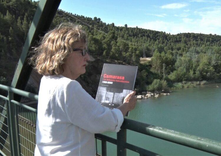 Dolors Domingo presenta 'Camarasa i la indústria hidroelèctrica'