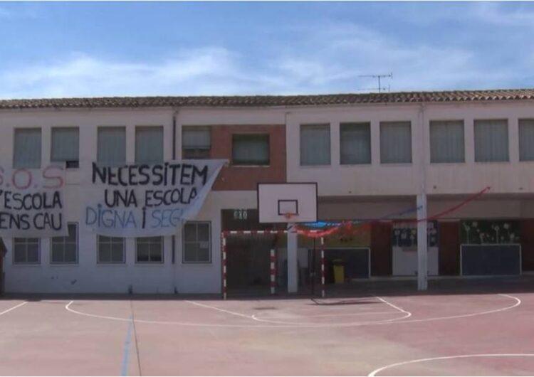 El Govern aprova la construcció de la nova escola d'Albesa