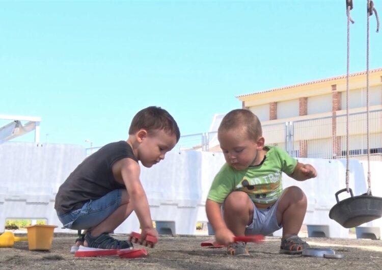 La llar d'infants 'Els putxinel·lis' acull les estades infantils d'estiu