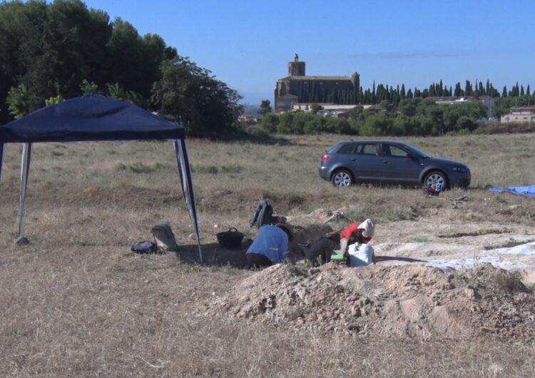 Nova campanya d'excavacions al jaciment arqueològic del Pla d'Almatà