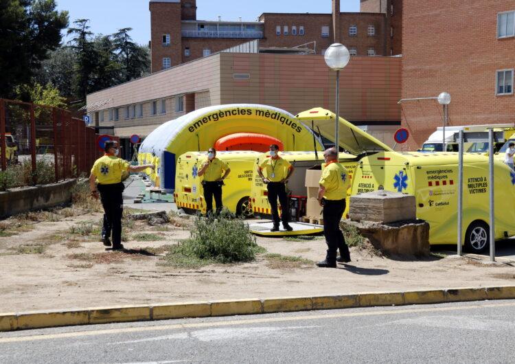 """El Govern no descarta """"res de res"""" per la situació a Lleida i convoca una reunió d'urgència de seguiment del Procicat"""
