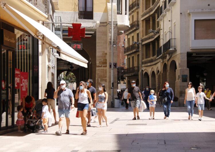 Decretat el confinament domiciliari de Lleida i set municipis més del Segrià però es permet sortir amb els convivents