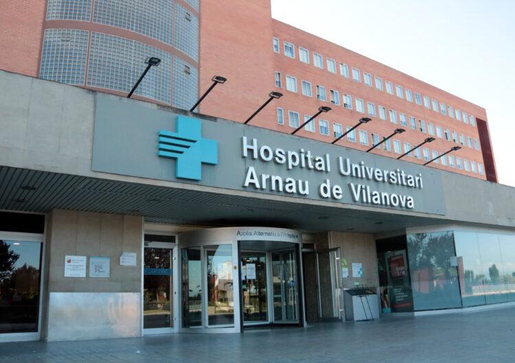 Un donant de l'Hospital Arnau de Vilanova propicia cinc transplantaments a quatre persones en ple rebrot de la Covid-19
