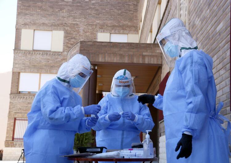La demarcació de Lleida acumula 70 brots de coronavirus, 40 dels quals al Segrià
