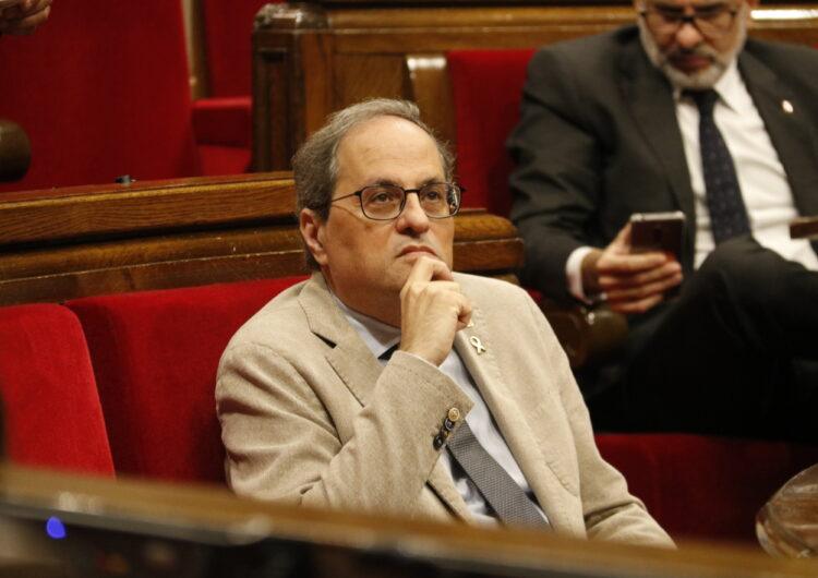 L'ús obligatori de mascaretes sense distància física entrarà en vigor demà a tot Catalunya