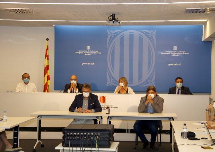 Un jutjat no ratifica l'enduriment del confinament de Lleida i set municipis més del Segrià decretat pel Govern