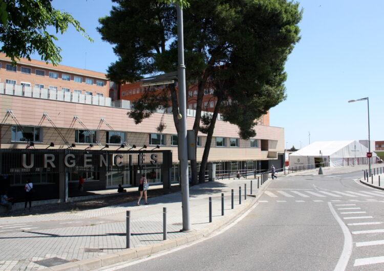 Pugen fins a 183 els hospitalitzats amb coronavirus a la Regió Sanitària de Lleida, 14 més que dimecres