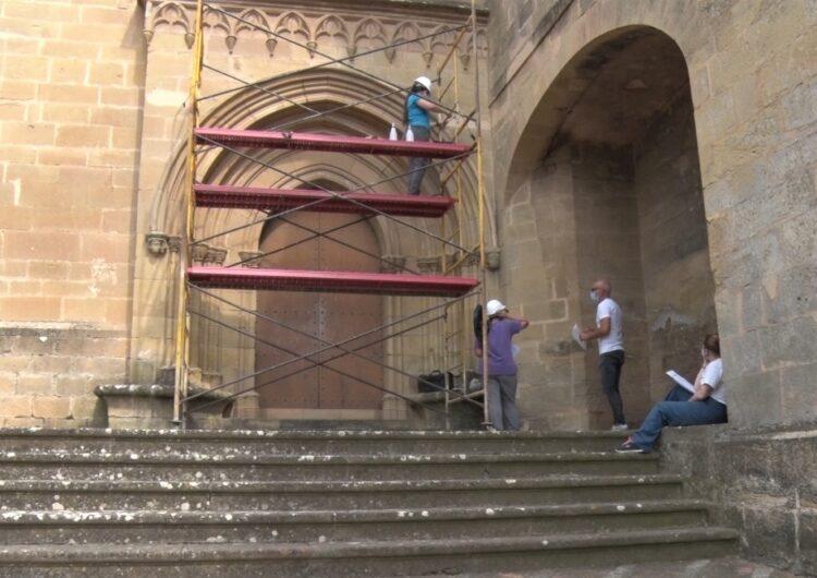 Noves actuacions de restauració al Monestir de les Avellanes