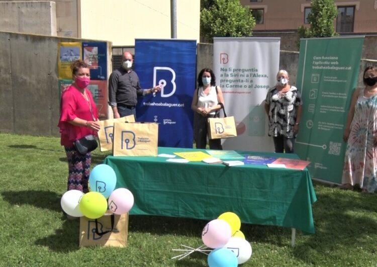 La Paeria de Balaguer presenta la campanya 'Troba-ho a Balaguer'