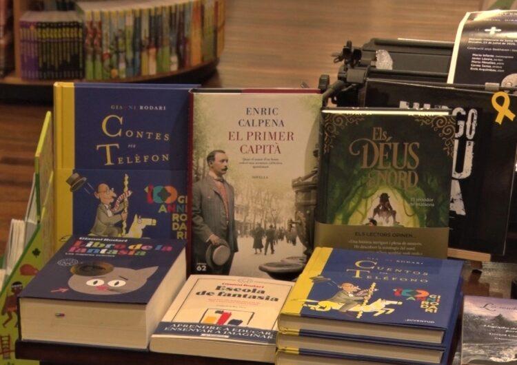 Recomanacions literàries per celebrar el Sant Jordi d'estiu