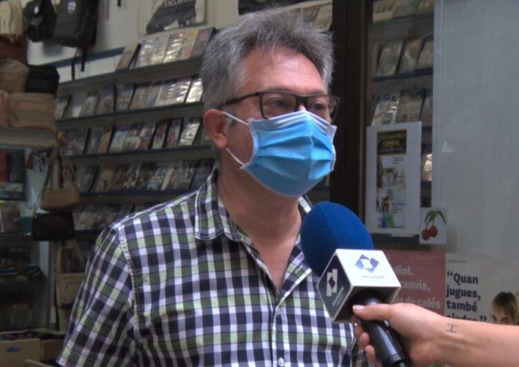 Balaguer opina sobre el confinament perimetral de la comarca del Segrià