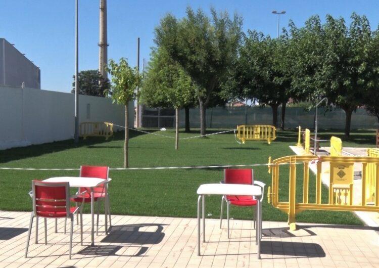 La Paeria de Balaguer inaugurarà la nova zona de solàrium de la piscina municipal