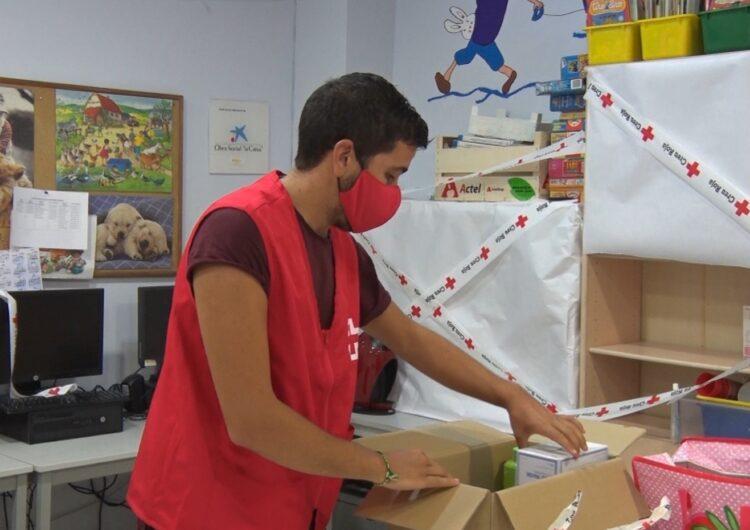 Creu Roja la Noguera inicia una acció de sensibilització entre els joves davant la Covid-19