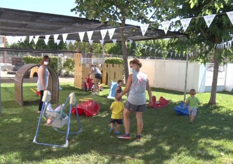 La Paeria de Balaguer es prepara per iniciar un nou curs a les llars d'infants municipals