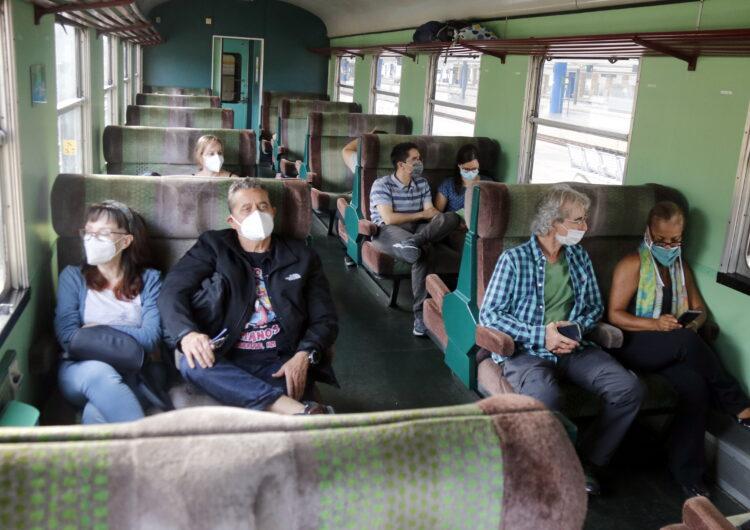 El Tren dels Llacs arrenca finalment la temporada amb menys viatges i amb la mirada posada al turista local
